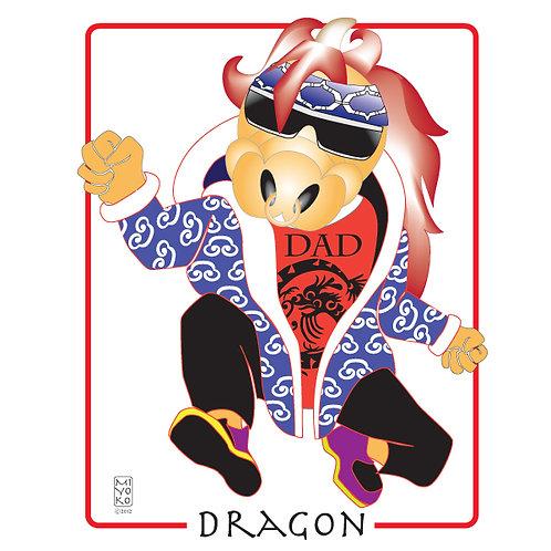 Loonie Dragon 2