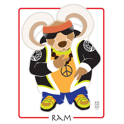 Loonie Ram