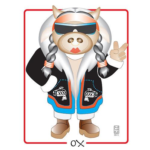 Loonie Ox 2
