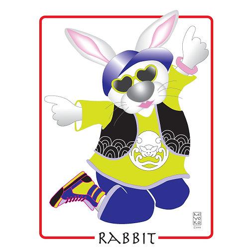 Loonie Rabbit 2