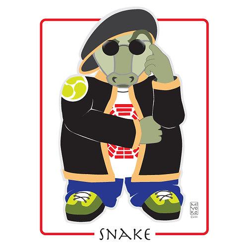 Loonie Snake