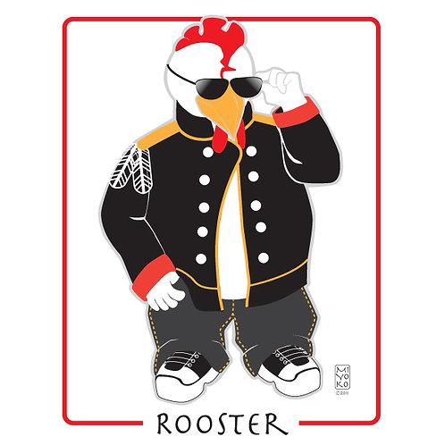Loonie Rooster