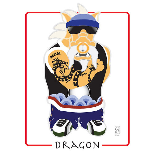 Loonie Dragon