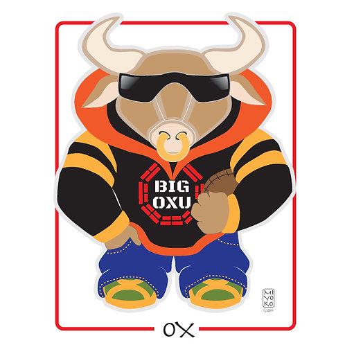 Loonie Ox