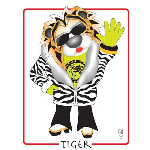Loonie Tiger 2