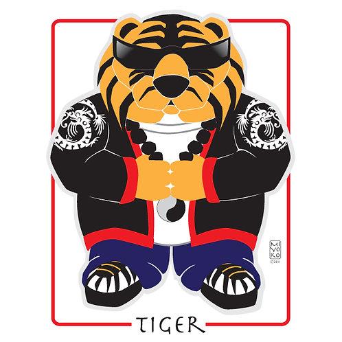 Loonie Tiger