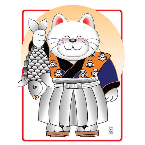 Maneki Neko Boy