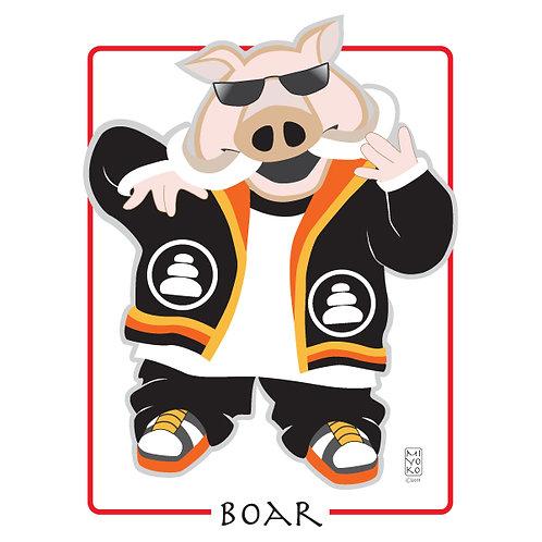 Loonie Boar