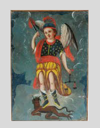Ange Mystères Pécéères