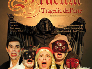 Retrouvez Delphine et Catherine dans Dracula !!