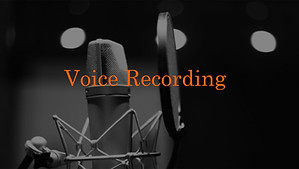 -    We specialize in all forms of voice recording : narration, voice-over, ADR, dialogue replacement. -    We can find the right voice for your project in a wide selection of vocal talents in all languages.