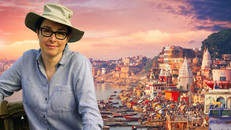 Sue Perkins : Au fil du Mékong/ Au fil du Gange/ Kolkata