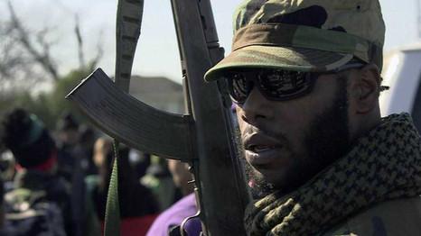 Black Power : la résistance armée