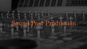 -    We specialize in sound editing, sound mixing and sound design. -    Our services also include sound restoration and cutting-edge vocal synthesis (with IRCAM).
