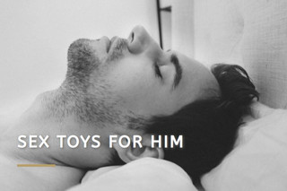 SEX TOYS FOR HIM