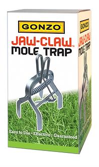 GONZO® 5011 JAW-CLAW® MOLE TRAP