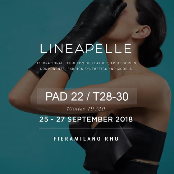OOK @Lineapelle Milano September 2018