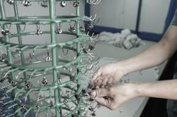 metal zipper slider
