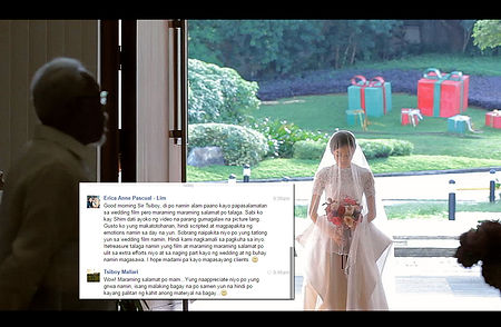 Wedding Videograher, Lucena, Philippines, Quezon Province