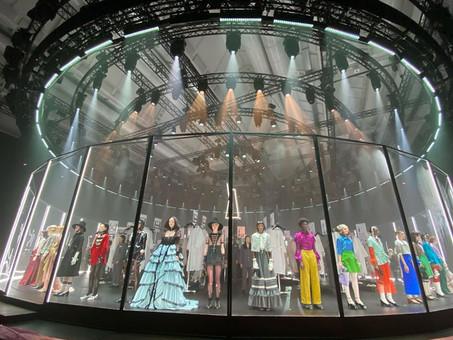O Futuro das Semanas de moda