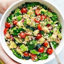 Recipe: Quinoa Salad