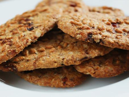 Recipe: Oatmeal Banana Pumpkin Cookies