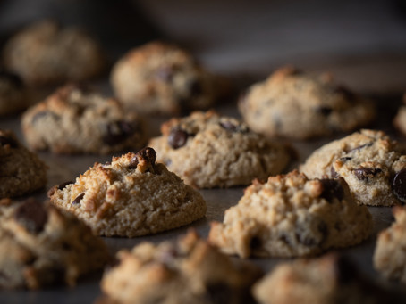 Recipe: Gluten Free Chocolate Chip Cookies