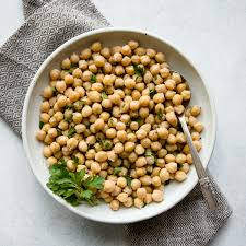 Recipe: Baked Chic Peas
