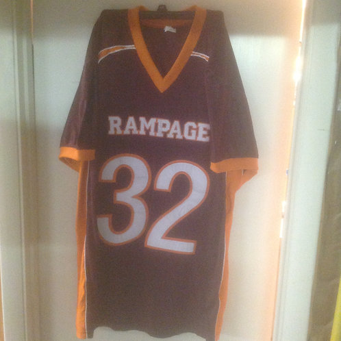 Maroon #32 ThrowBack Jersey