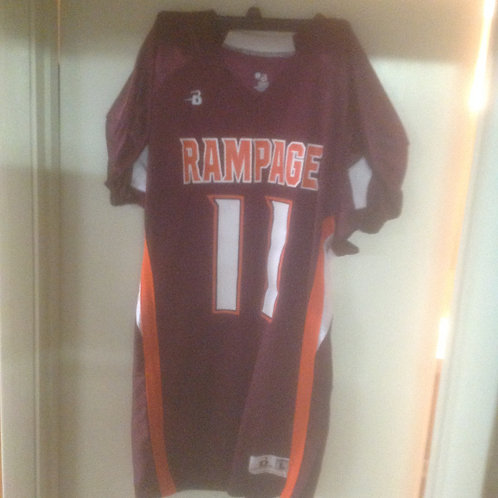 Maroon #11 ThrowBack Jersey