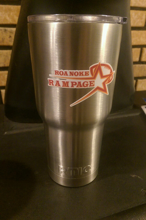 Roanoke Rampage 30 oz RTIC Tumblers