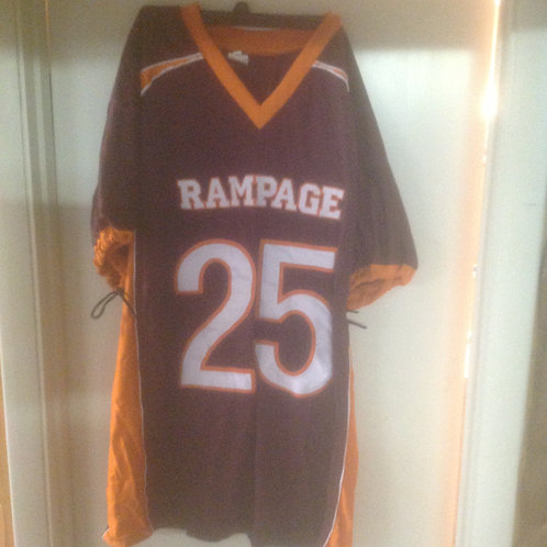Maroon #25 ThrowBack Jersey