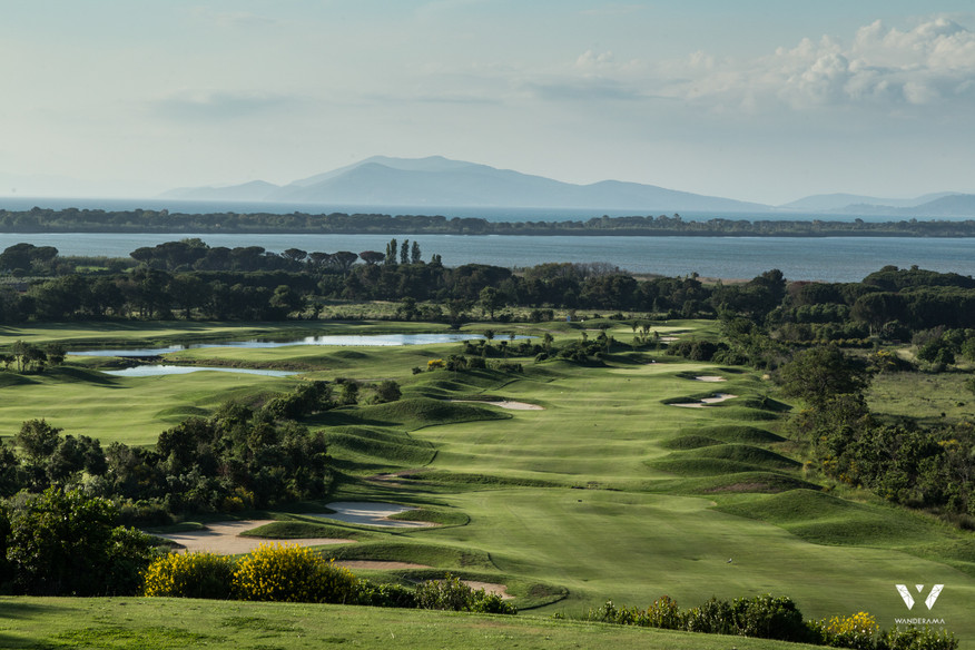 Argentario Golf Resort hole n3