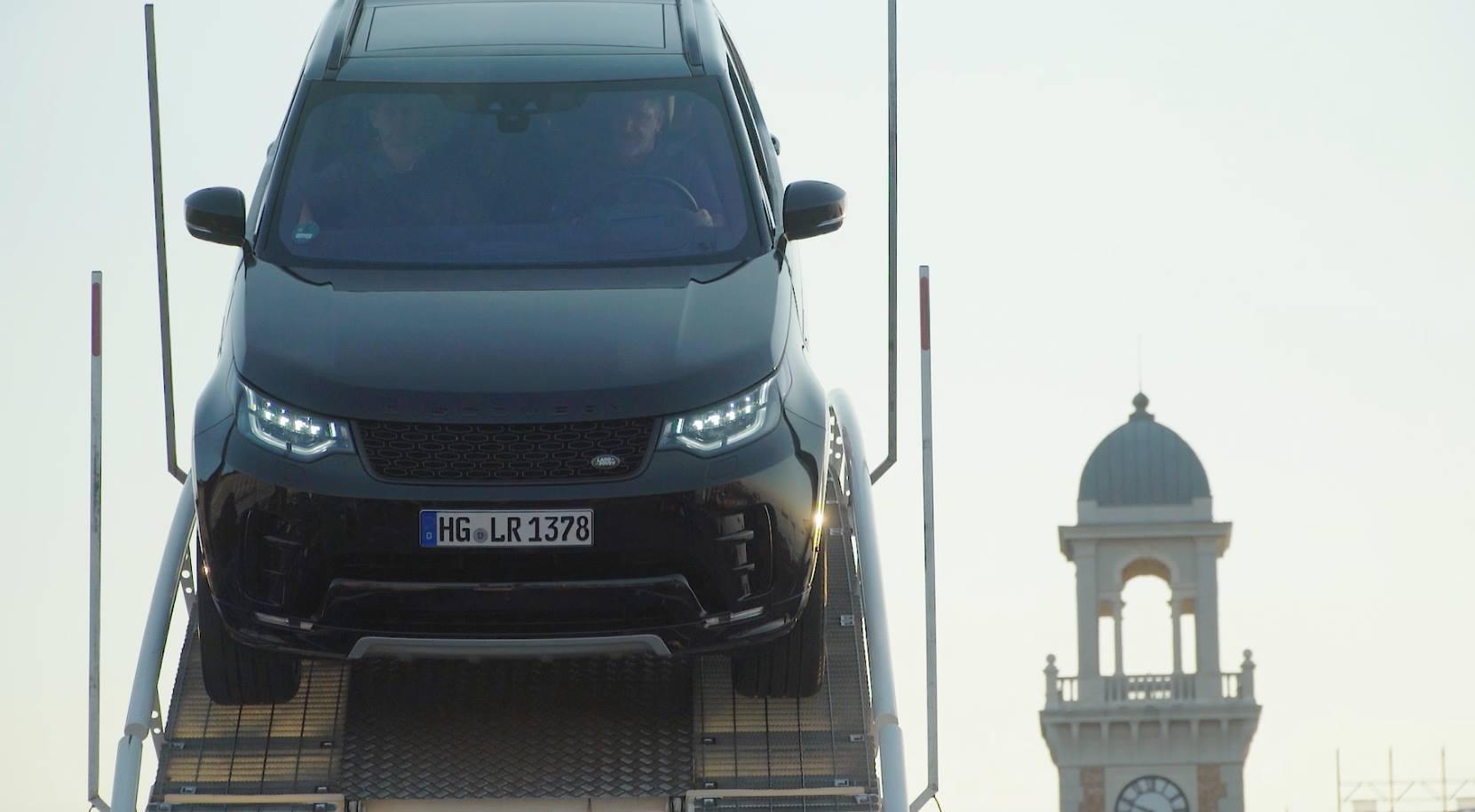 Land Rover Barcolana 50