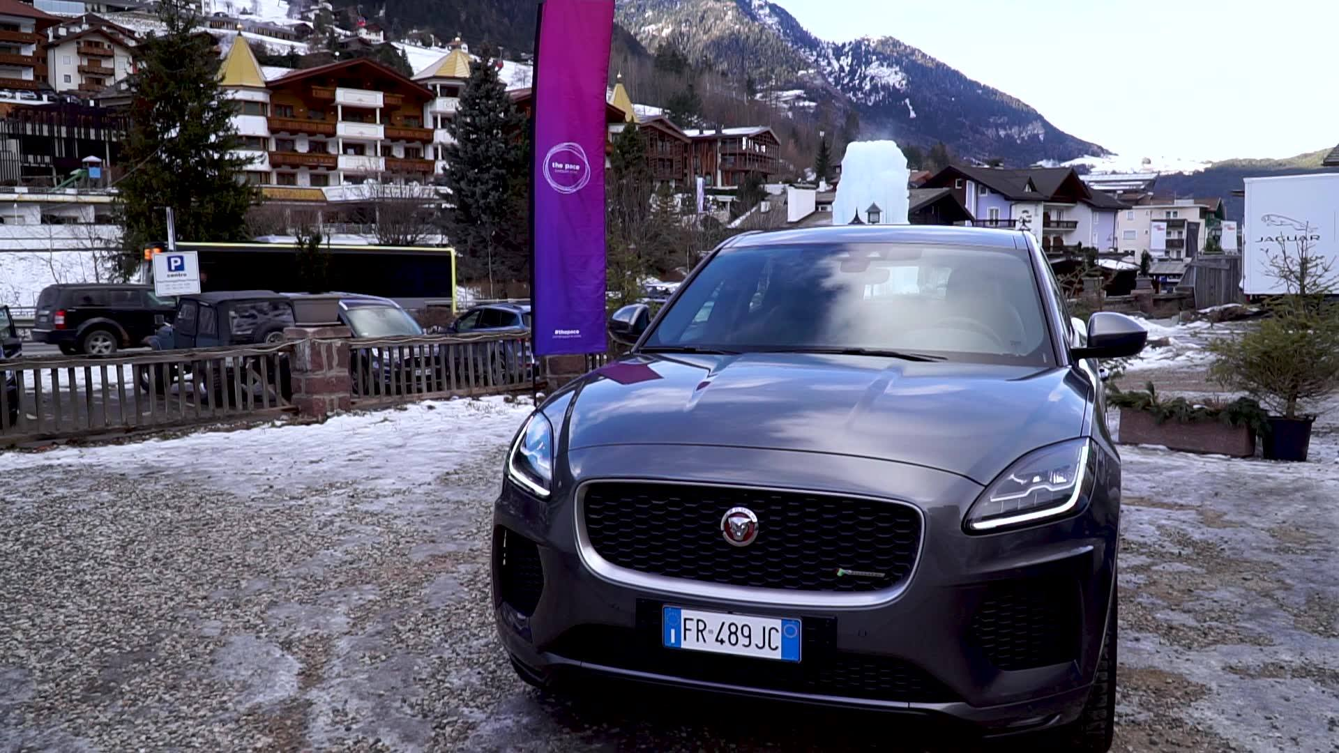 Jaguar | The Art Of Performance Tour - Selva di Val Gardena