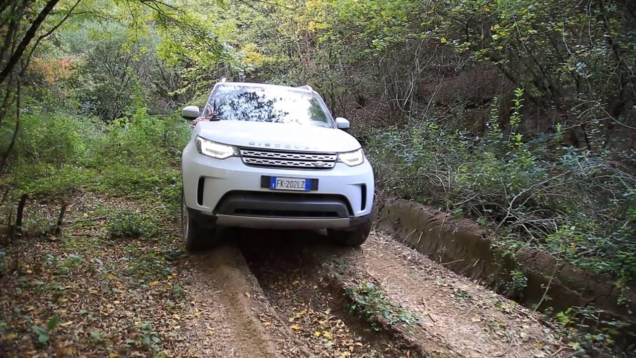 Land Rover Experience Italia - Tirreno Adriatica 2017