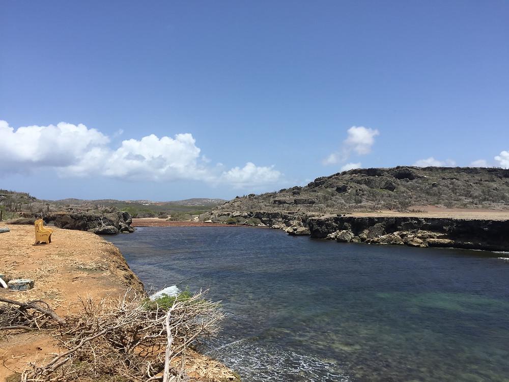 Boka Ascencion, Curacao