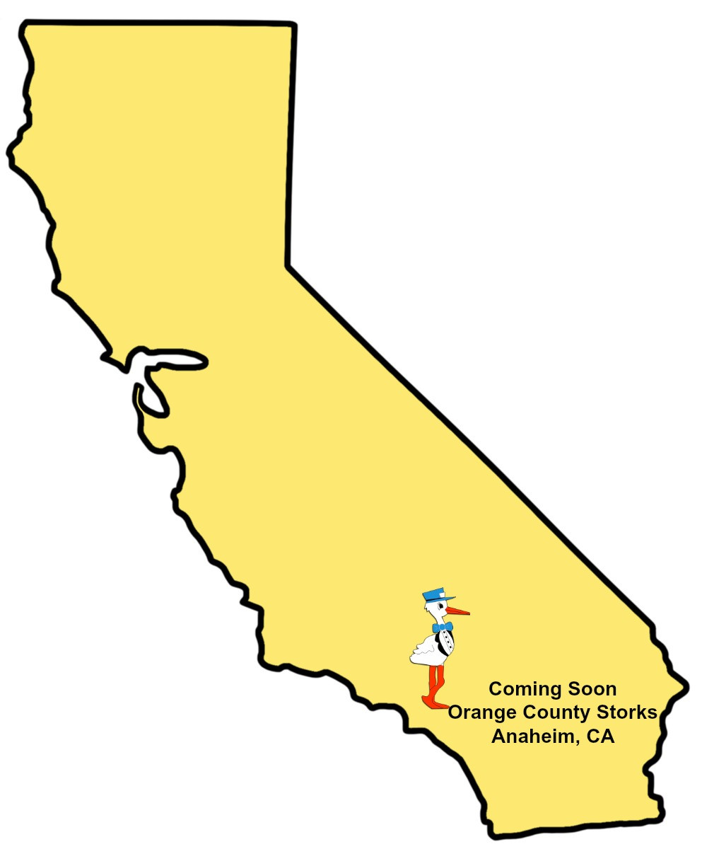 california, map
