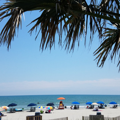 Tents & Umbrellas Allowed on Surfside Beach!