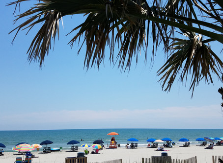 Tents & Umbrellas Allowed on Surfside Beach!