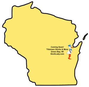 map, wisconsin