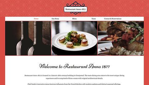 Restaurant Anno 1877