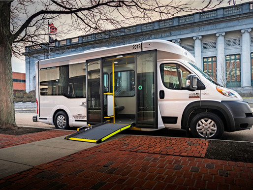 FrontRunner® Low Floor Mini-Bus Passes Altoona Test with an Impressive 91 Score