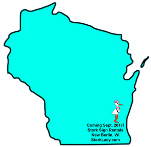 wisconsin, map