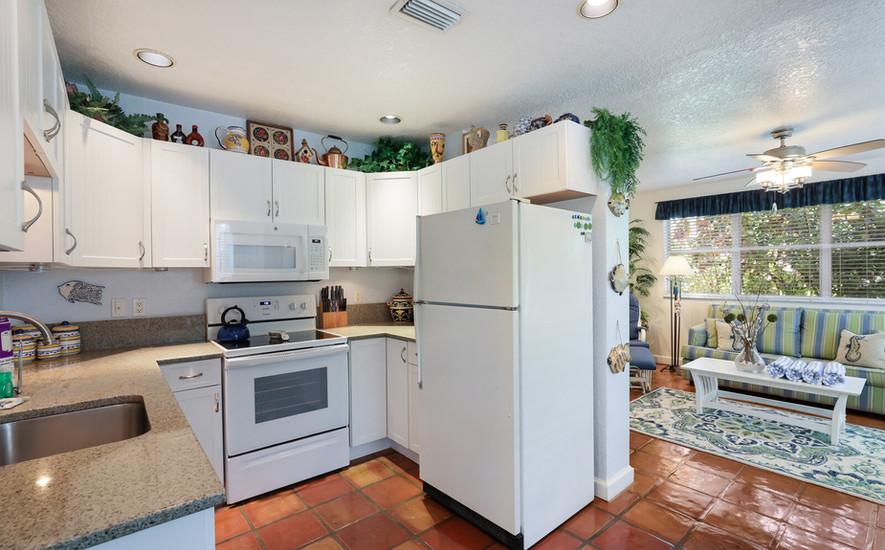 Oleander open kitchen