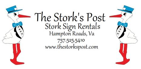 stork, ad, logo, design