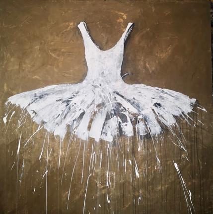 Hamptons Dress, 2020