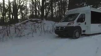 Frontrunner IN THE SNOW Video.m4v