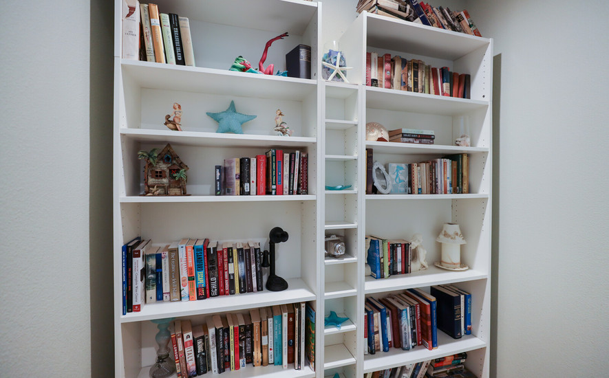 Pick a book to read while you relax