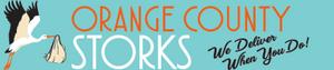 stork, logo, design, banner, header